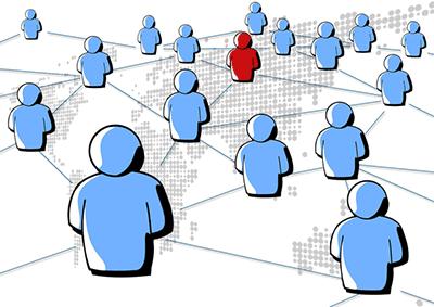 """social media """"map"""""""